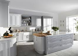 Light Gray Kitchen 12 Gorgeous And Bright Light Gray Kitchens Table And Hearth