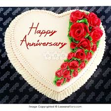 For Your Anniversary Cake 15kg Cakes