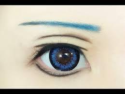 eye tutorial anime eye makeup