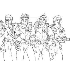 Small Picture Ghostbusters coloring book draw ghostbusters coloring pages 82 in