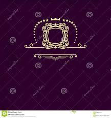 elegant letter furniture design. Monogram Logo Template With Elegant Ornament Elements. Identity Design Letter For Cafe, Shop, Store, Restaurant, Boutique, Ho Furniture T