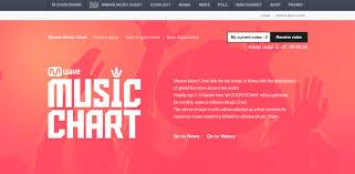 Vote For Exid Nrtd Mwave Music Chart 2017 Vote For Exid