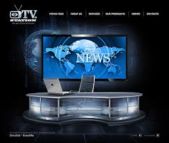 website template video tv station video website template to buy online tonytemplates