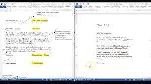 Unit 3 03 Formatting A Personal Letter