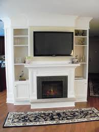built in entertainment center around fireplace built in entertainment center with fireplace designs