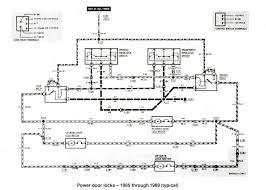 89 ford bronco rear wiring diagram 85 Ford F250 Wiring Diagram 97 Ford F-250 Wiring Diagram