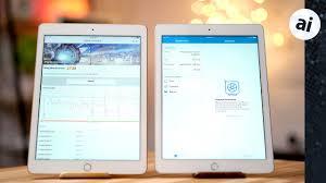 2018 Vs 2017 329 Ipad Benchmark Comparison