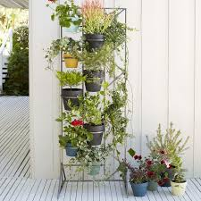 Deco Screen Plant Stand DIY