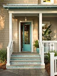 Landscape and garden designers open up about bold and beautiful front door colors for homes of all styles. Turquoise And Blue Front Doors With Paint Colors House Of Turquoise