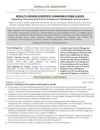 Fda Resume Resume For Study