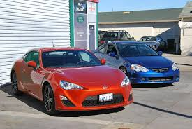 2013 Scion FR-S vs. 2002 Acura RSX Type-S | eBay Motors Blog