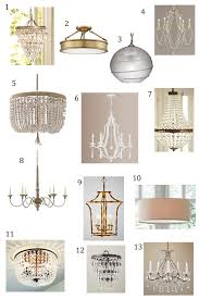 my favorite overhead light fixtures