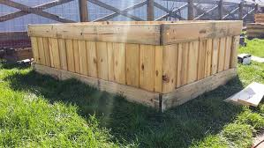 garden beds raised. wooden pallet raised garden bed beds