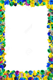 the frame for the children s diploma of color plastic toys stock  the frame for the children s diploma of color plastic toys stock photo 17187840