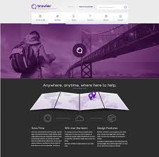 20 Beautifully Designed Free Psd Web Templates Develop A Website Com