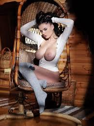 Sexy Brunette Big Tits