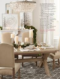 pottery barn holiday 2016 d2 clarissa crystal drop round chandelier large 28 diameter