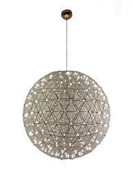 replica lighting. Replica Moooi Raimond Suspension Light Gold - 61cm Pendant Citilux Lighting