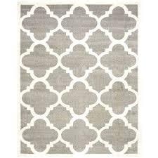 10 x 10 outdoor rug dark gray beige ft x ft indoor outdoor area 10x10