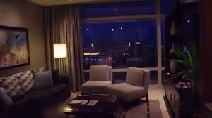 Las Vegas 2 Bedroom Suites Aria Hotel 2 Bedroom Suite Las Vegas Best View Youtube