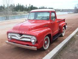 Sell new 1955 MERCURY M100(FORD F100) A CANADIAN CLASSIC PICKUP ...