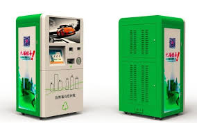 Reverse Vending Machine Recycling Adorable Reverse Vending Machine For Recycle Used PET Bottles Aluminum Can