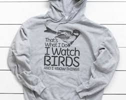 birding hoo i watch birds and i know things gifts for birders funny bird shirts bird lover gift bird watching shirt bird apparel