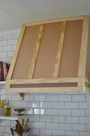 Diy Range Hood 13 Pictures Of A Truly Inspiring Diy Range Hood Cover Project