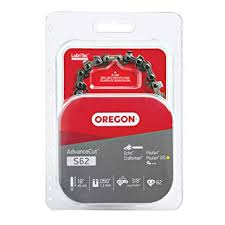 Oregon S62 18-Inch <b>Semi Chisel Chain Saw Chain</b> Fits Craftsman ...