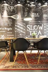 dining room chalkboard wall. trend to love: dining room chalkboard wall - lizmarieblog.com o