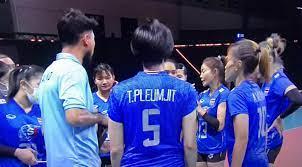 ตบสาวไทย เร่งไม่ขึ้น แพ้ เกาหลีใต้ วอลเลย์บอลเนชั่นส์ ลีก 2021 : PPTVHD36