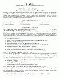 Sales Manager Resume for Contract Position On Resume