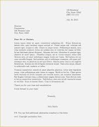 Proper Format Of A Letter Proper Format Of A Letter Rome Fontanacountryinn Com