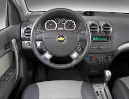 CHEVROLET AVEO - Review and photos