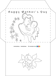 Can the children cut along the dotted lines to reach the cute kitties on our cat cutting practise worksheet? Mother S Day Envelope Handout Art Sphere Inc