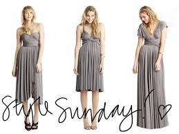 Infinity Dress Pattern Awesome Style Sunday The Infinity DressMade Peachy