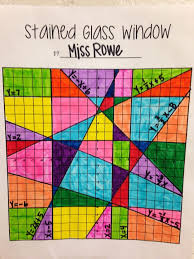 25 images of quilt project graphing linear equations answers