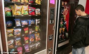 Calories In Vending Machine Coffee Gorgeous Calorie Counts For Everywhere From Bakeries To Vending Machines But