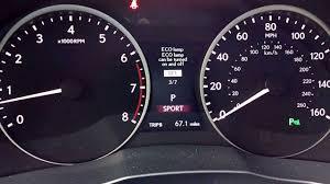 es350 customize dash display