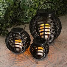 Solar Basket Voordeelset 3 Lampen Op Zonne Energie