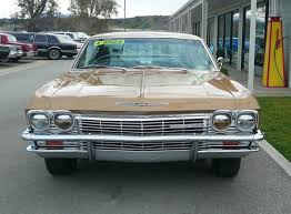 1965 Chevrolet Impala SS 2 Door Hardtop