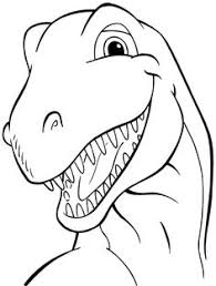 Small Picture Coloring pages dinosaurs kids activities CwB Outline Patterns