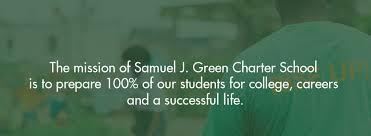 <b>Samuel</b> J. <b>Green</b> Charter School | Firstline Schools