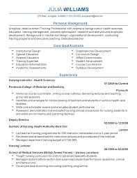Fair Nurse Educator Resume Sample Also Teaching Cover Letter Nursing