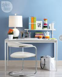 office desk organization ideas. Organizing-home-office-shelf.jpg Office Desk Organization Ideas P