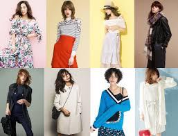 20代後半30代向けレディースファッションブランド人気ランキング2016年
