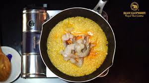 Thai Kitchen Yellow Curry Thai Prawn Yellow Curry Blue Elephant Cooking Set Youtube