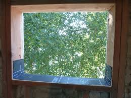Solution To The Large Window IN The Shower Simple DIY CoverBlinds For Windows Without Sills