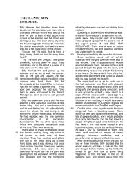 short story structure the landlady by bridget young teaching  short story structure the landlady by bridget young teaching resources tes