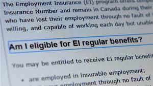 accessing cerb after ei benefits end